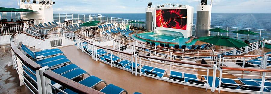Norwegian Epic The Ship Features Recreational Activities