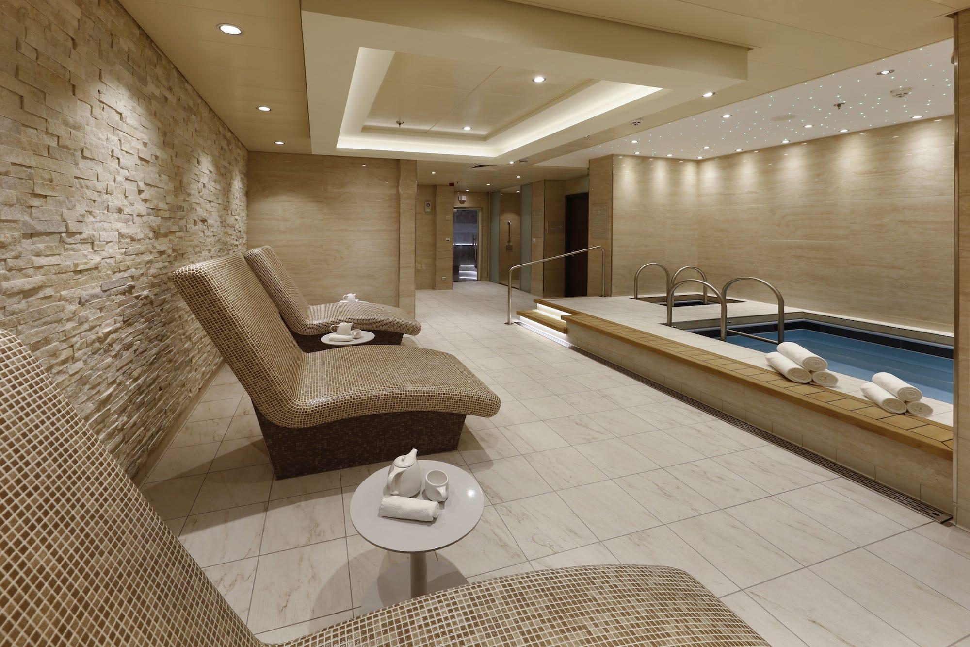 Asian Spa Bathroom