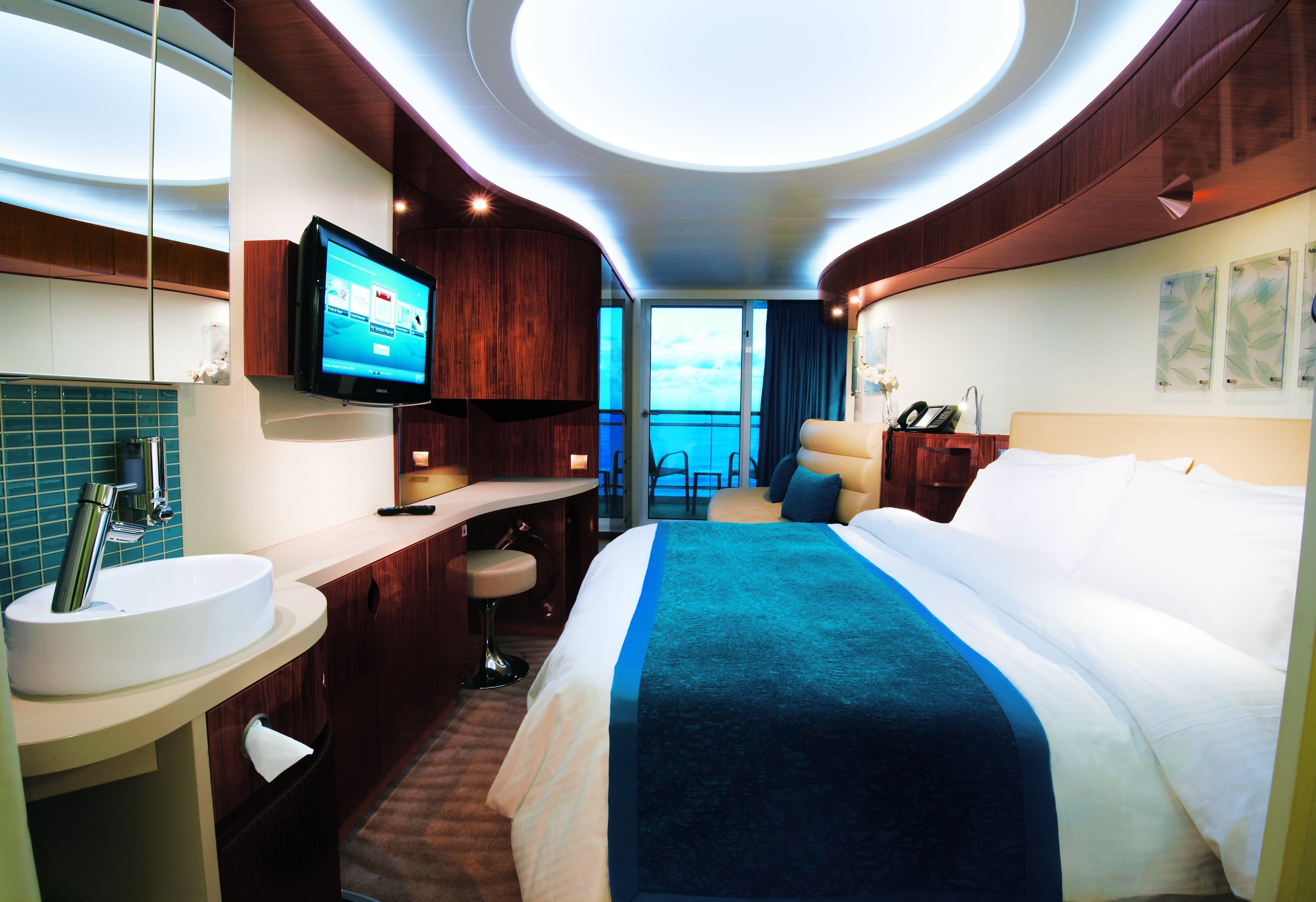 Norwegian sky suite amenities on celebrity