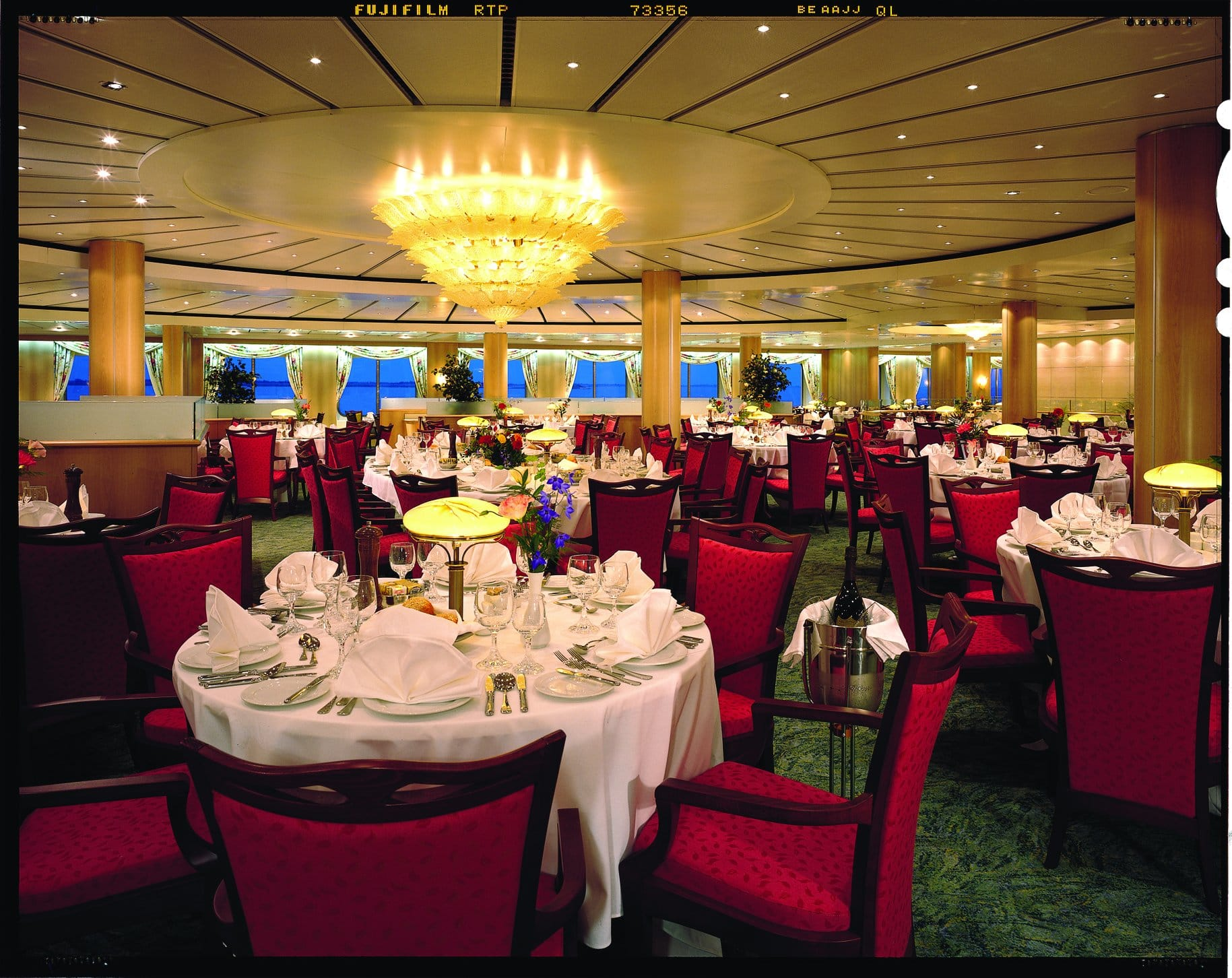 La Sirena Main Dining Room