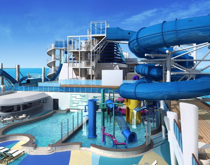 Norwegian Bliss Ark Travels