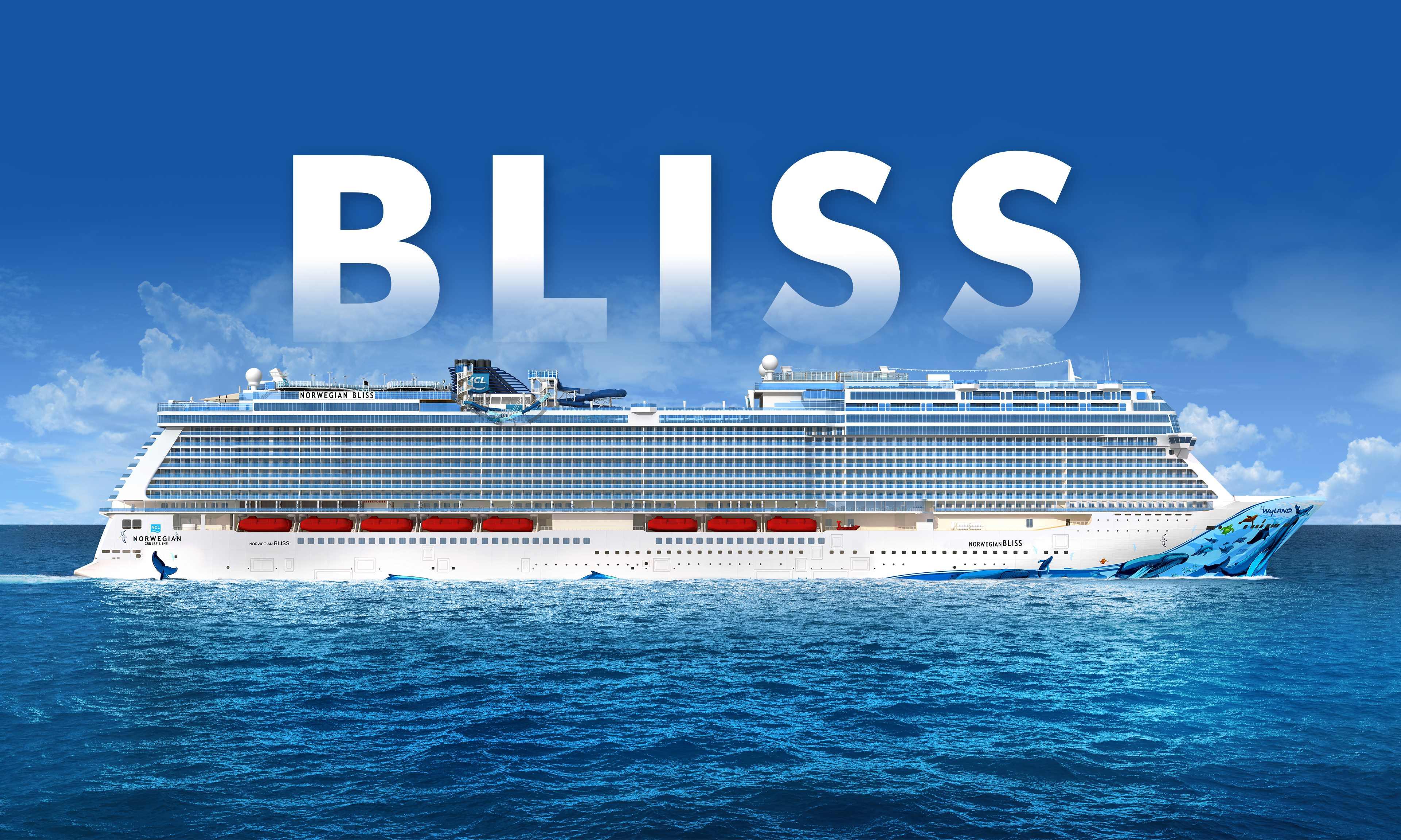 Norwegian Bliss Ark Travels