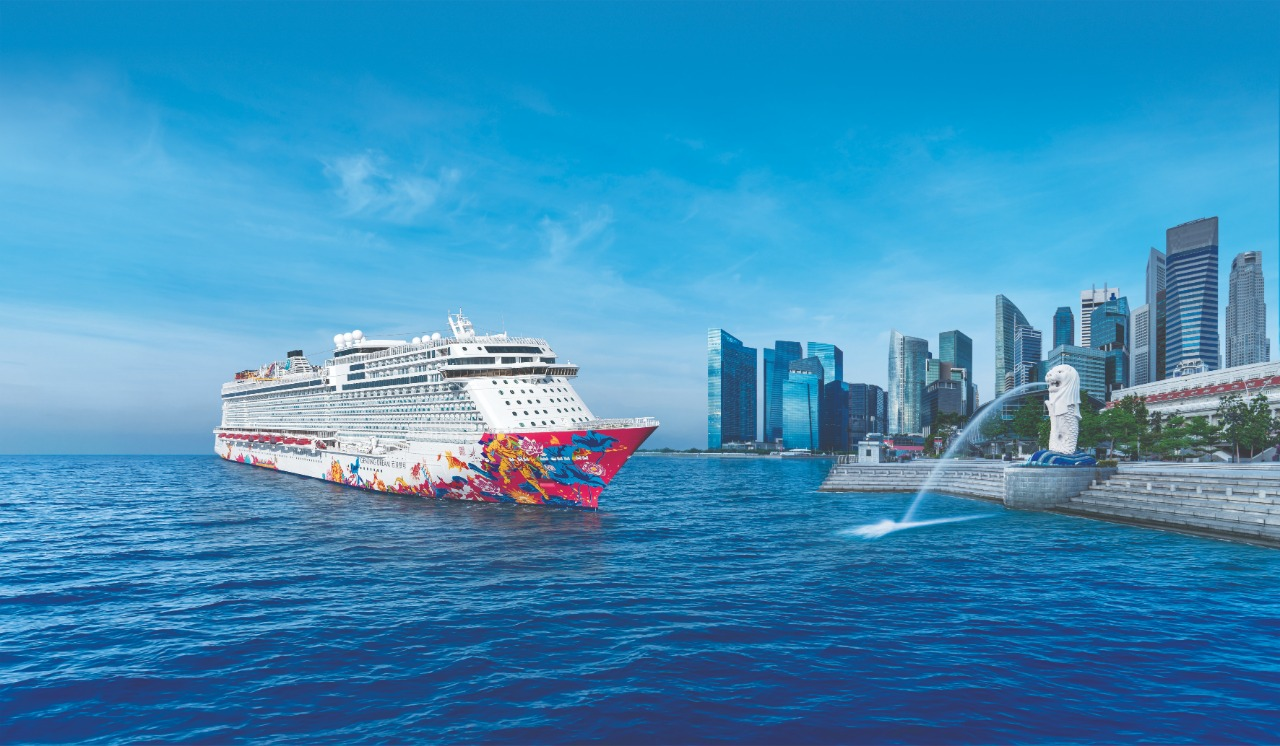 Asian Cruises, Dream Cruises, World Dream, Singapore, Hong Kong