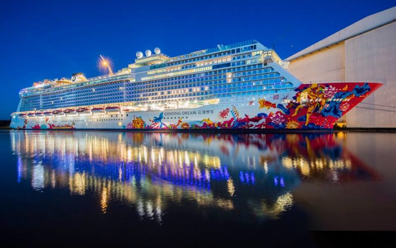 Genting Dream - ARK TRAVELS