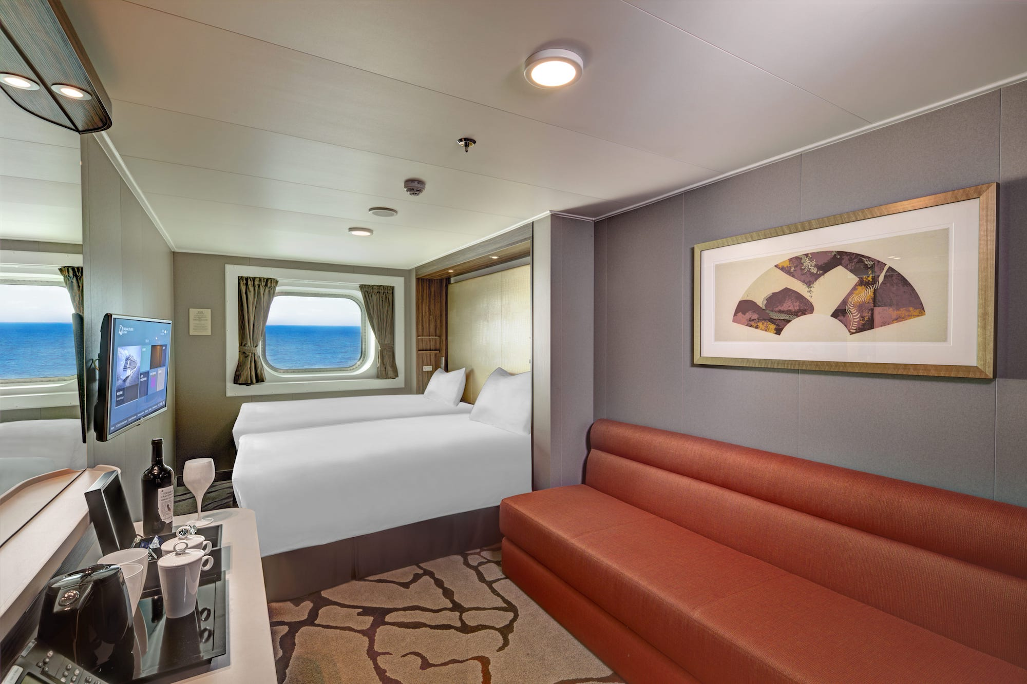 Genting Dream Ark Travels